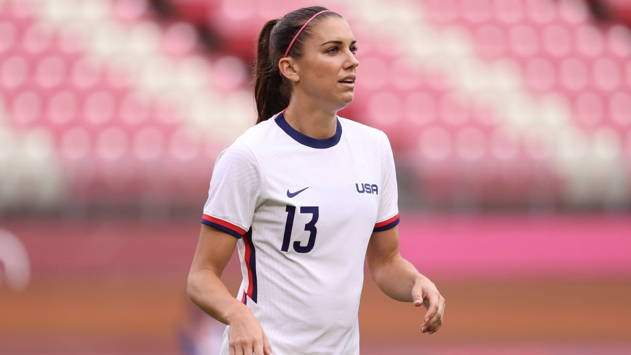 Morgan after U.S. draw: 'Tournament starts' now