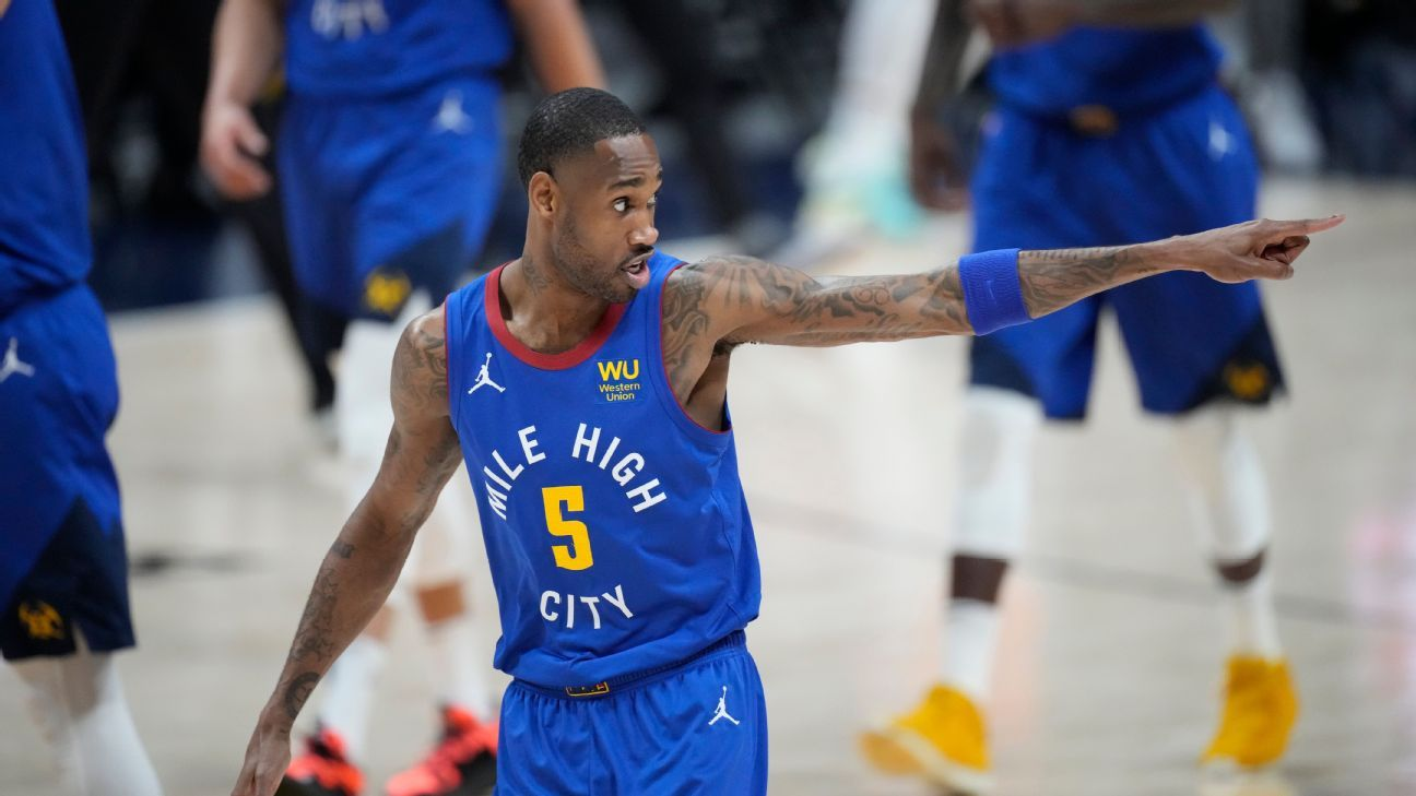 Denver Nuggets bring back Will Barton on 2-year, $32 million deal; also agree to add veteran Jeff Green