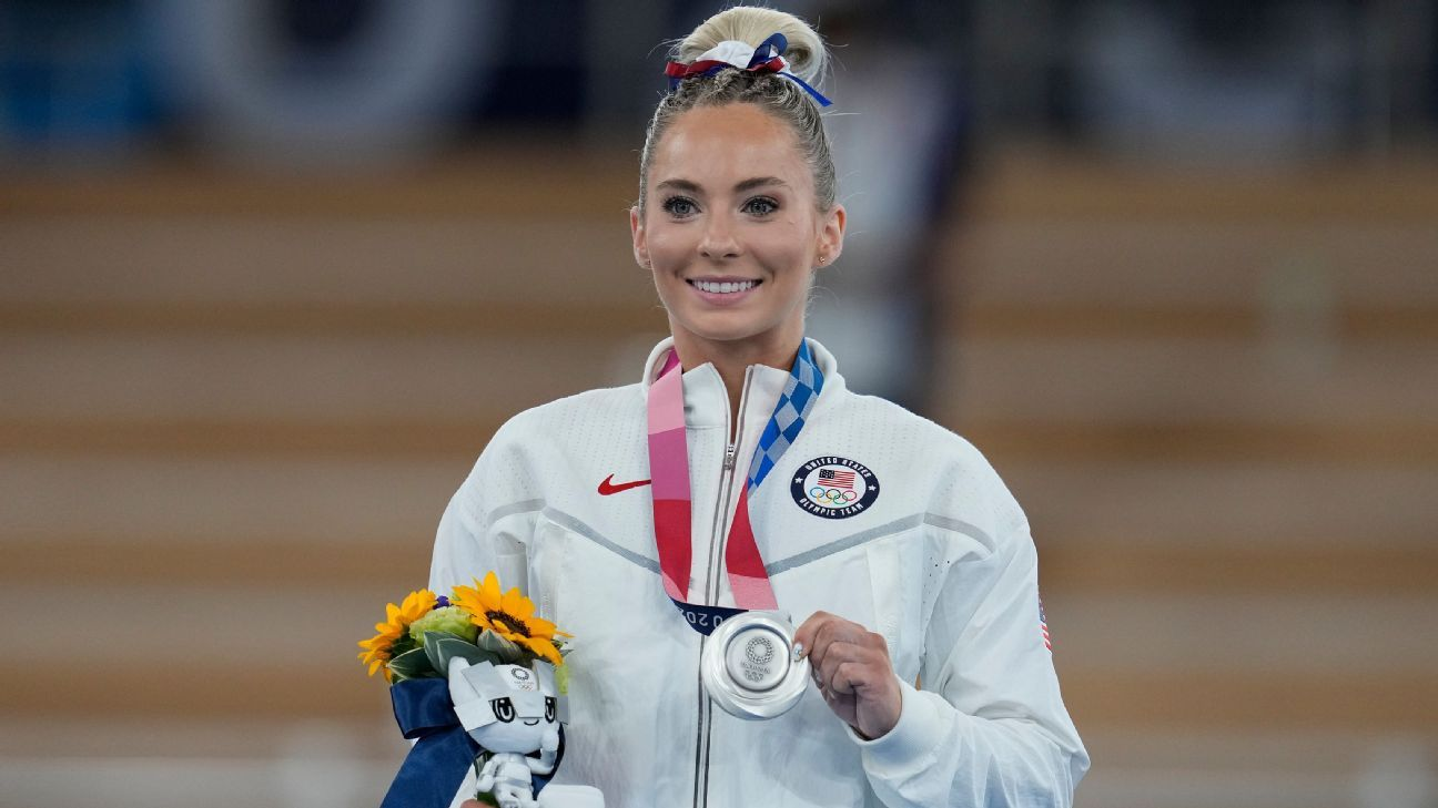 MyKayla Skinner's gymnastics career ends at Tokyo Olympics with the unlikeliest of silver medals