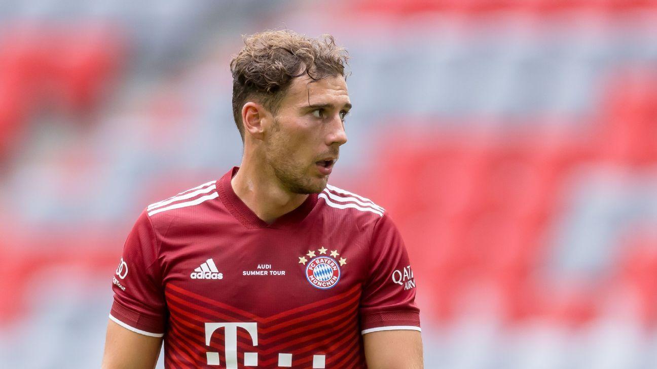 Transfer Talk: Goretzka joins Saul, Camavinga on Man Utd's shortlist