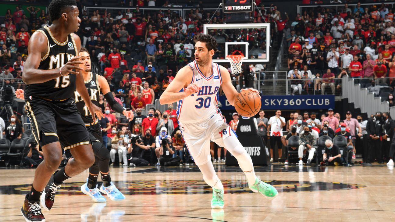 Furkan Korkmaz sticking with Philadelphia 76ers on 3-year, $15 million deal, per agents