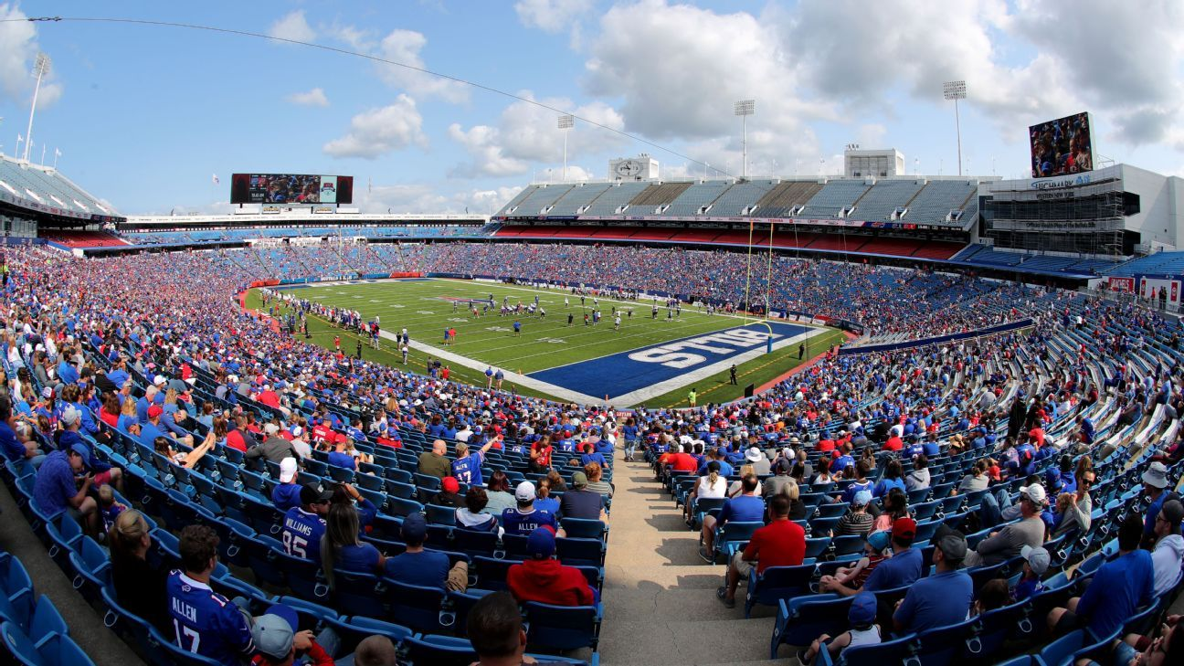 NFL commissioner Roger Goodell on Bills' future in Buffalo