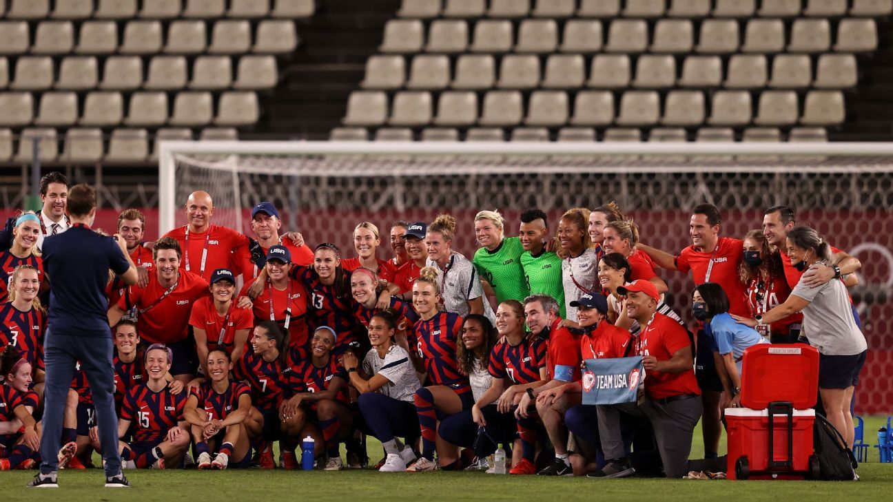 USWNT Olympic and WC qualifiers get revamp