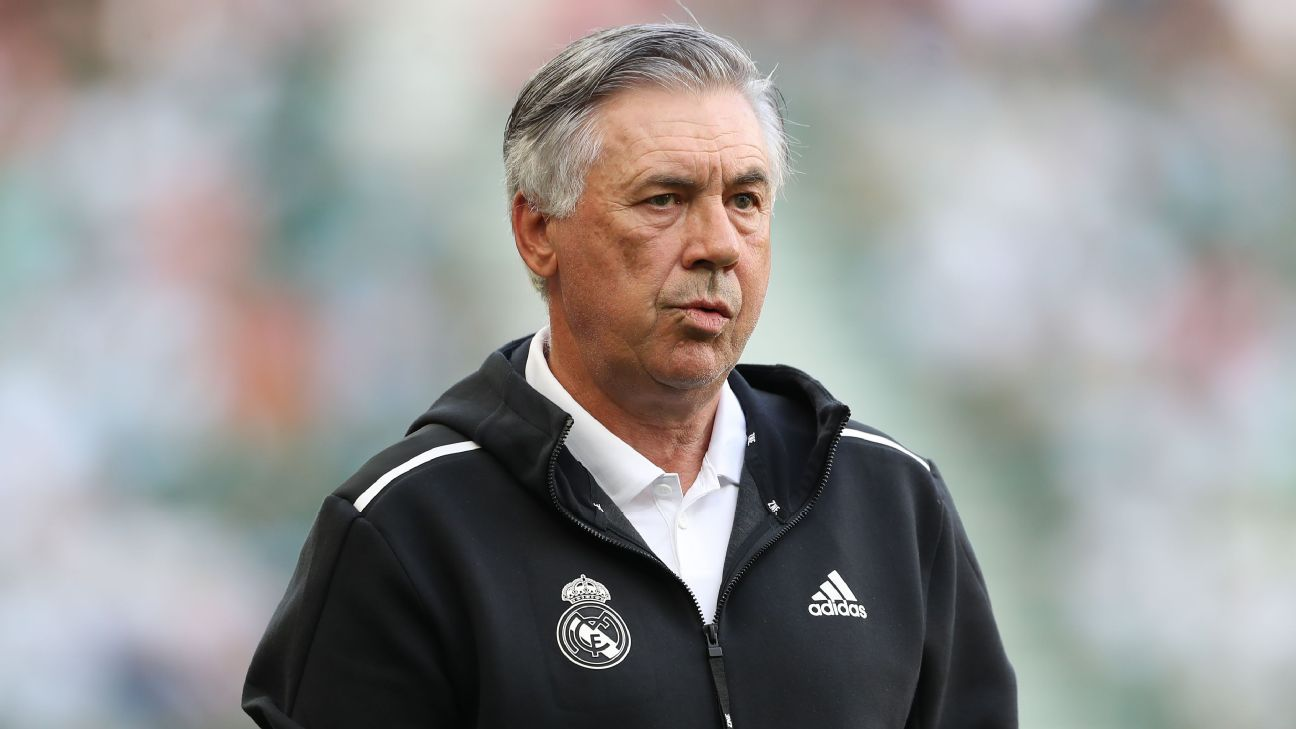Ancelotti: I 'prefer another player' to Hazard