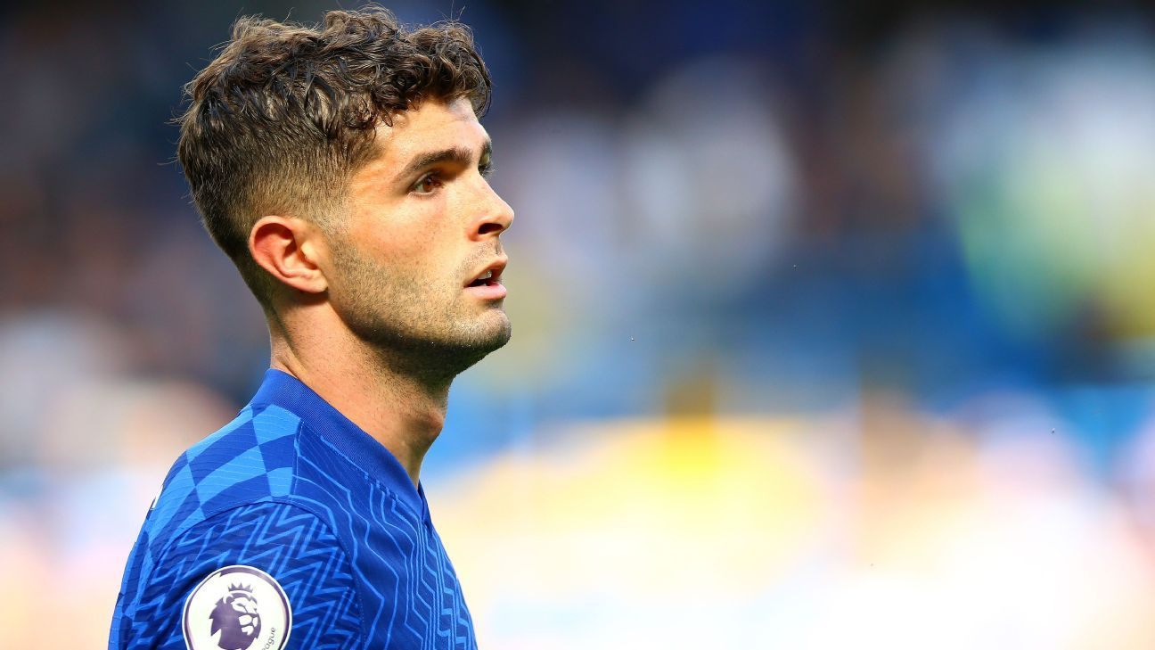 USMNT, Chelsea star Pulisic to miss Arsenal showdown after testing positive for COVID-19
