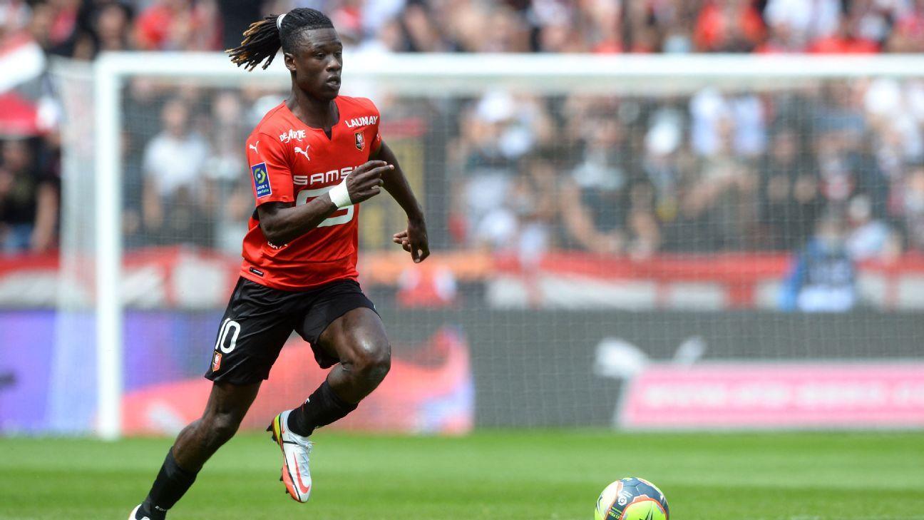Real Madrid sign Rennes' Eduardo Camavinga amid PSG's Kylian Mbappe saga
