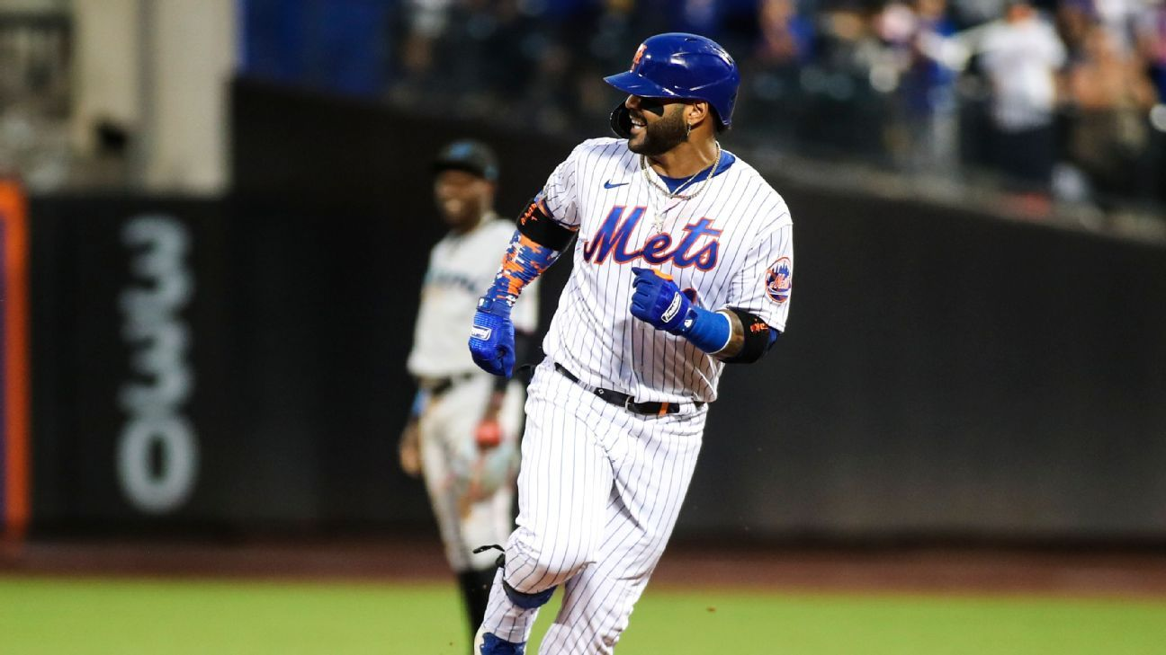 Marlins, Mets make history with 1st-pitch HRs thumbnail