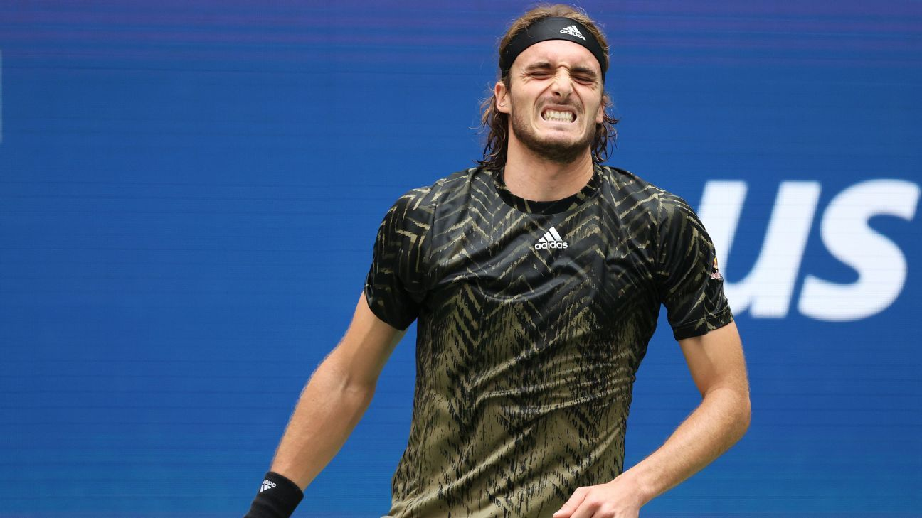 US Open loss latest in Stefanos Tsitsipas' frustrating run since the French Open final