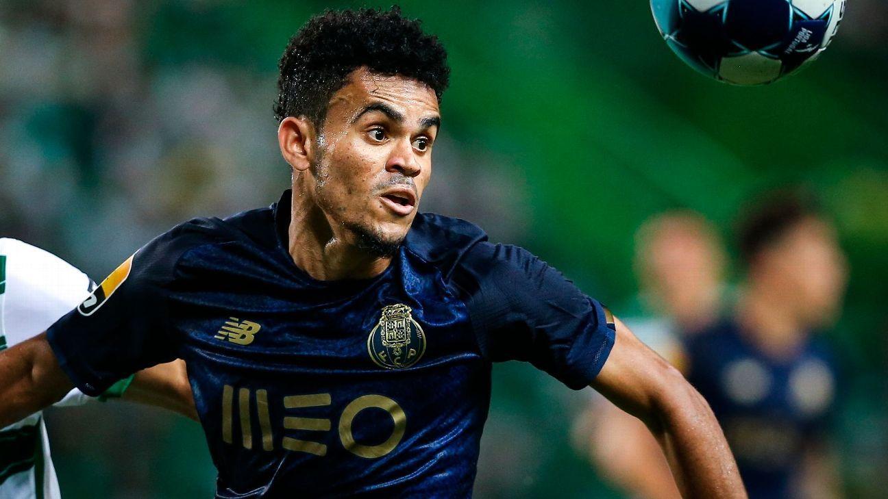 Matheus y Díaz llegan invictos al debut de Champions de Porto contra Atlético en Madrid