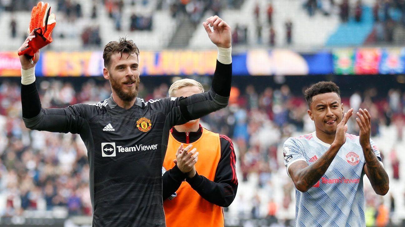 Lingard, De Gea give Man United win at West Ham to vindicate Solskjaer's  game plan