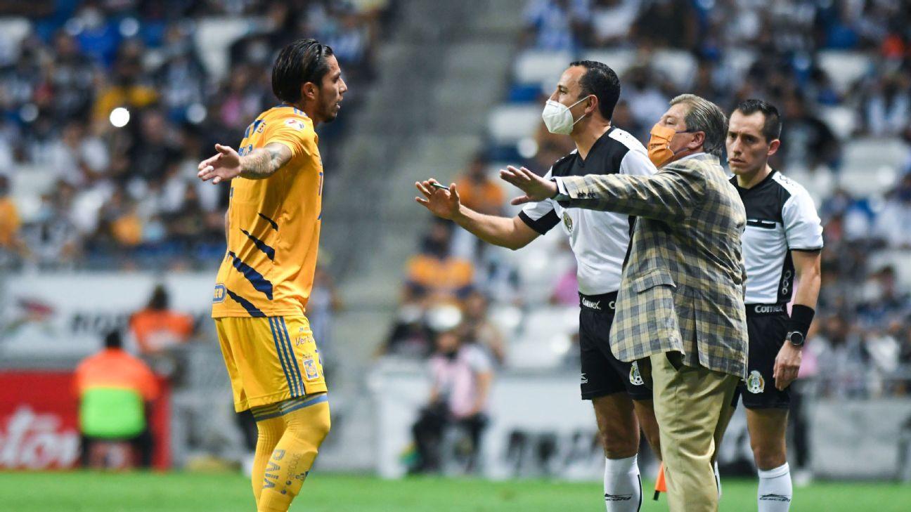 Miguel Herrera pide reflexión a Carlos Salcedo para mejorar en Tigres y Selección Mexicana