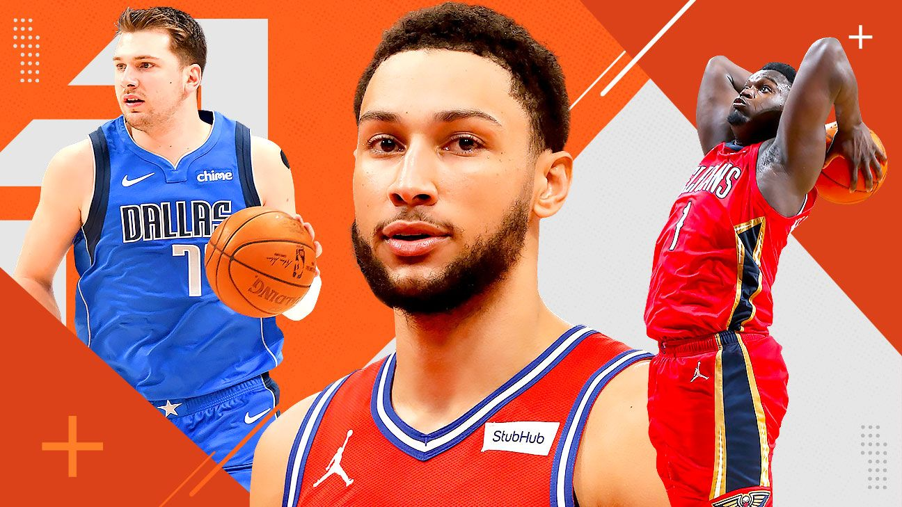 NBA Power Rankings: Nets, Lakers and other preseason favorites