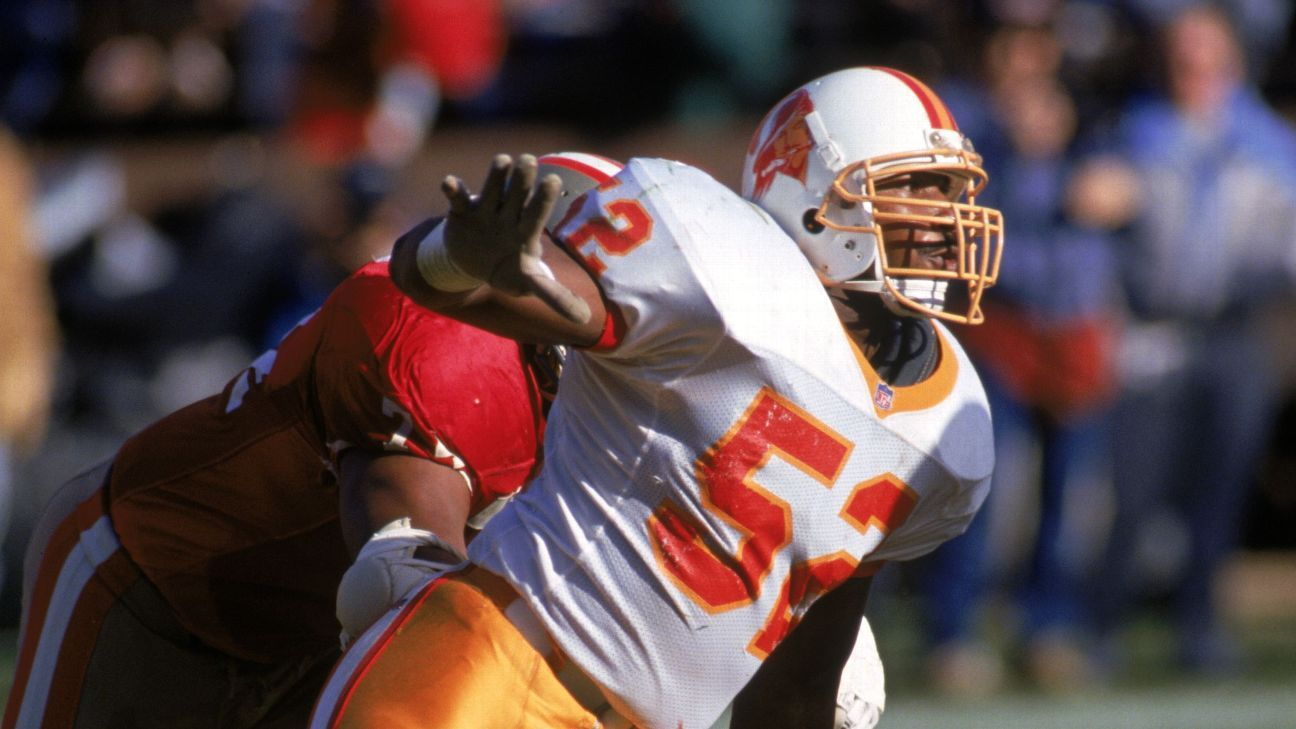 Remembering Tampa Bay and Alabama football great Keith McCants: the heartbreak and hope of recovery