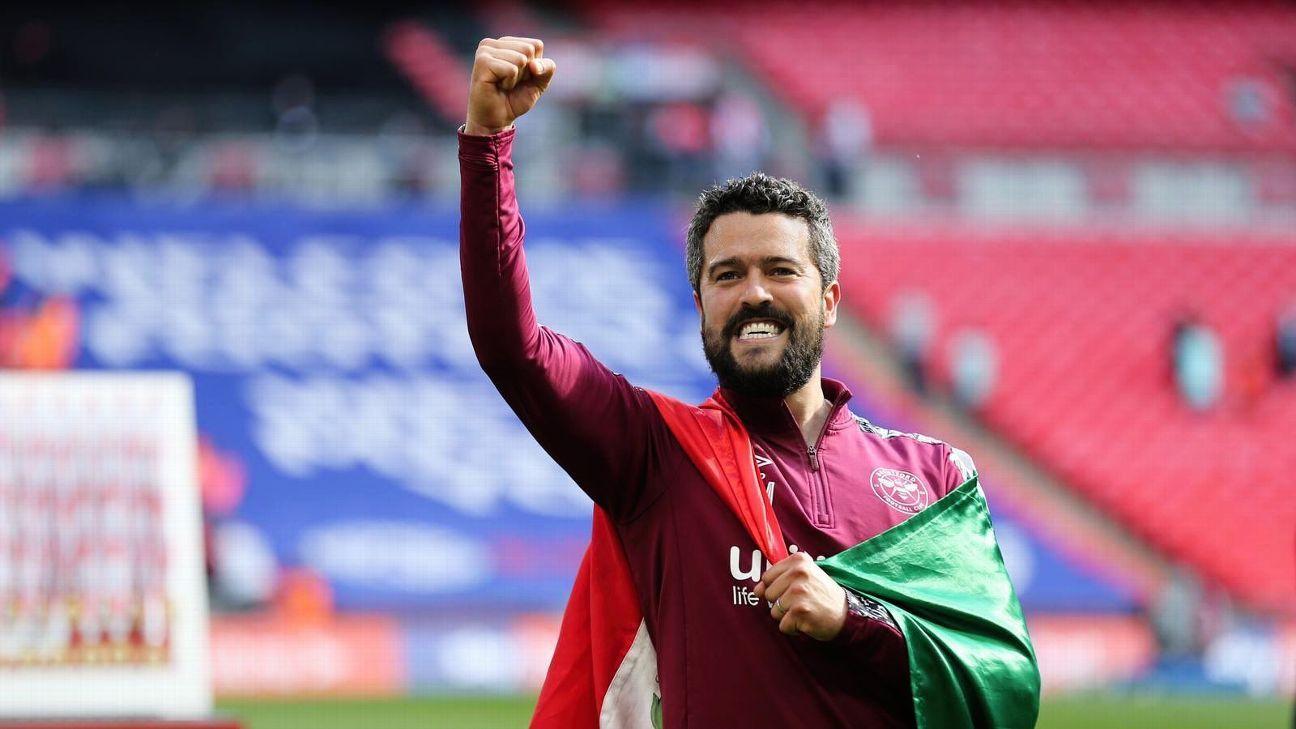 Mexicano Bernardo Cueva, auxiliar del Brentford de la Premier, será parte de la Selección de Noruega