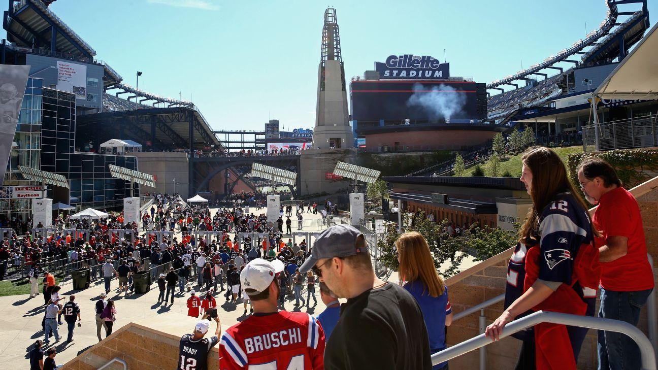 El alto costo de ver el regreso de Tom Brady a New England