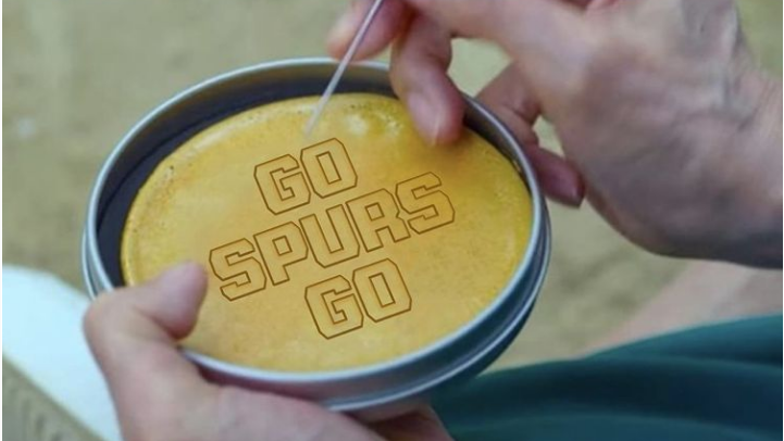 San Antonio Spurs channel 'Squid Game' for preseason game promotion