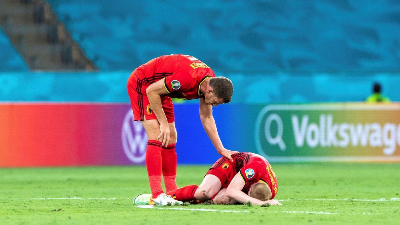 De Bruyne, Guardiola views on player burnout are correct