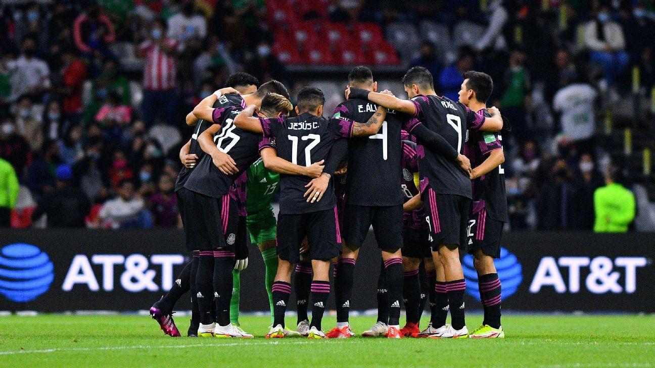 México, a evitar escenario de perder puntos de local como en Brasil 2014