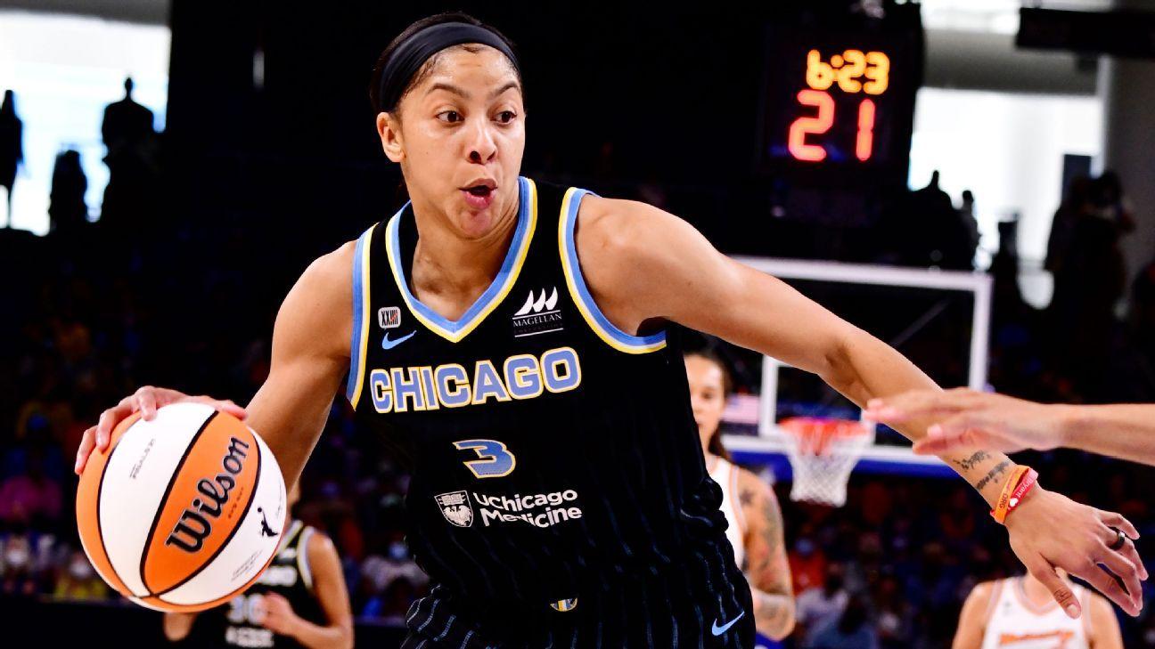Copper-led Sky top Mercury to win 1st WNBA title