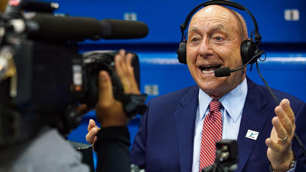 ESPN's Vitale announces lymphoma diagnosis