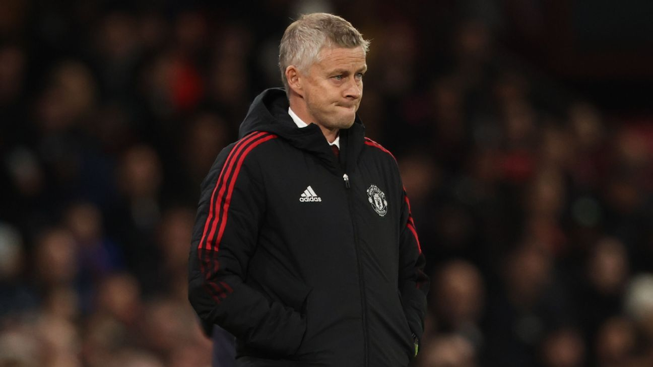 Sources: Man United stars losing faith in Ole