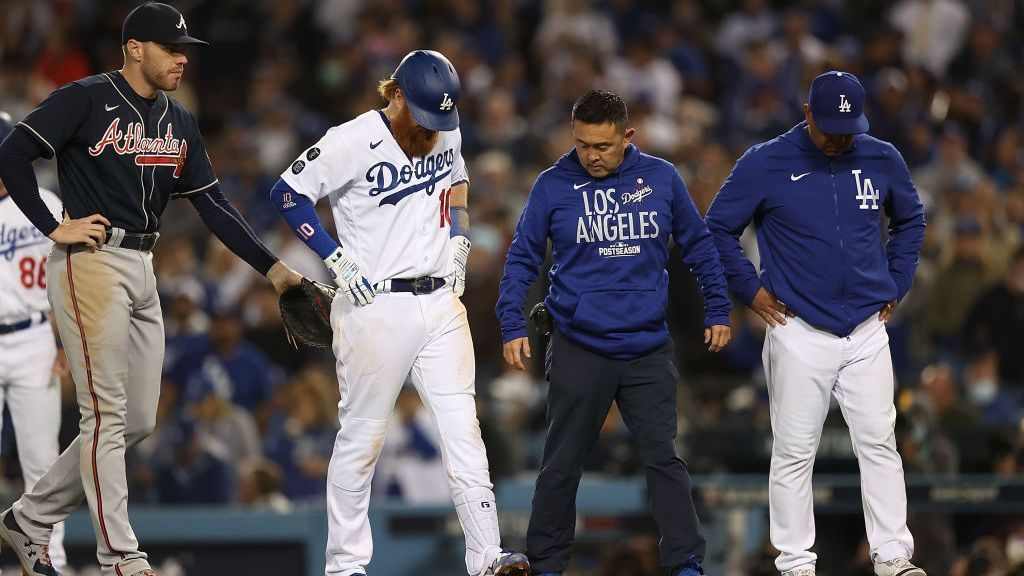 Los Angeles Dodgers All-Star Justin Turner likely out for rest of postseason with hamstring injury