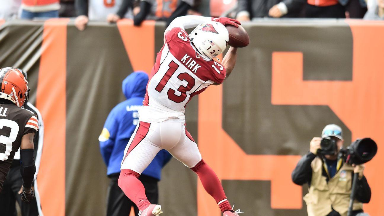 NFL betting nuggets: Cardinals, Rams, Bucs huge home favorites