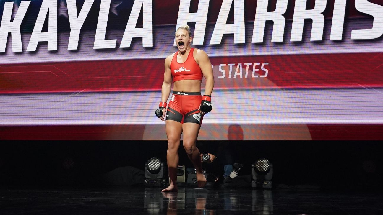 Can Kayla Harrison repeat as PFL champion, and where will MMA's hottest free agent land in 2022?