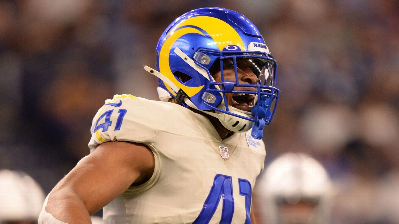 Broncos acquire LB Young in trade with Rams