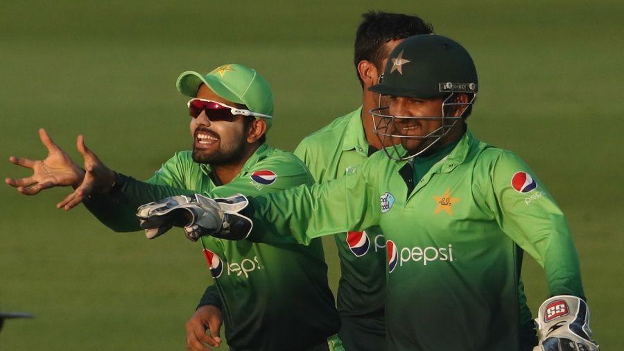 Sarfaraz Ahmed and Babar Azam to take charge of Pakistan