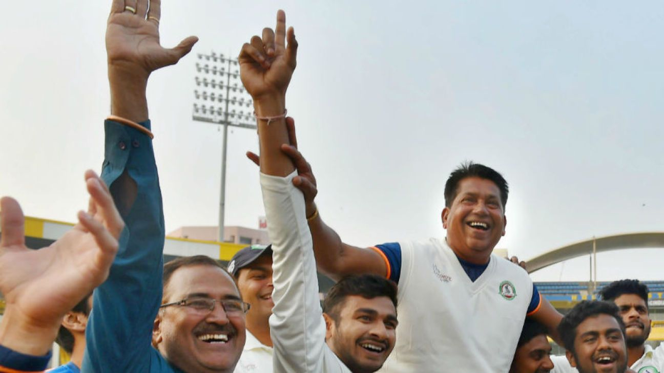 Ranji Trophy 2018 - Live Cricket Scores, Match Schedules, Points