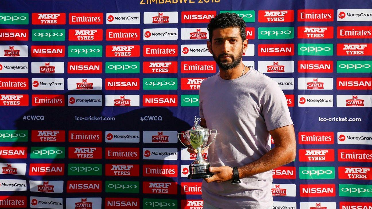 ICC Cricket World Cup Qualifier 2018 - Live Cricket Scores
