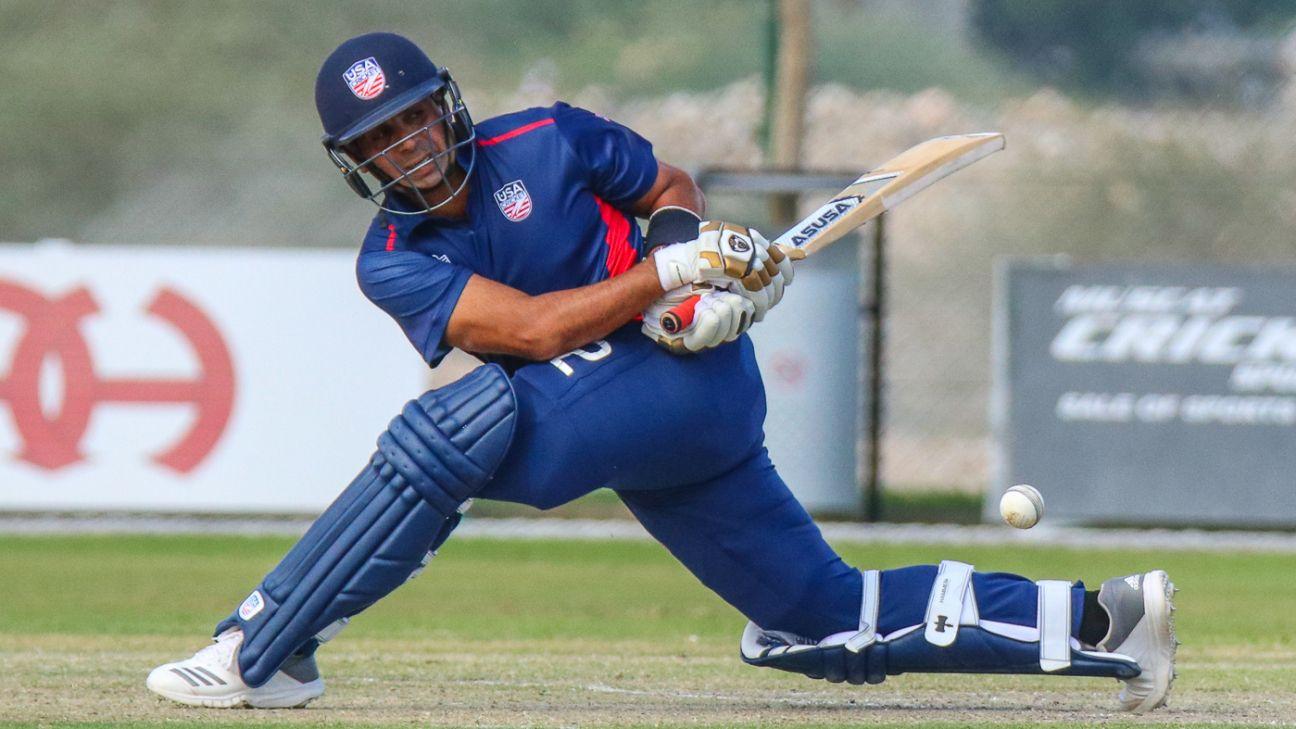 ICC World Cricket League Division Three 2018 - Live Cricket Scores