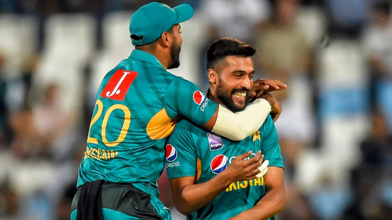 Pakistan tour of South Africa 2018/19 - Live Cricket Scores