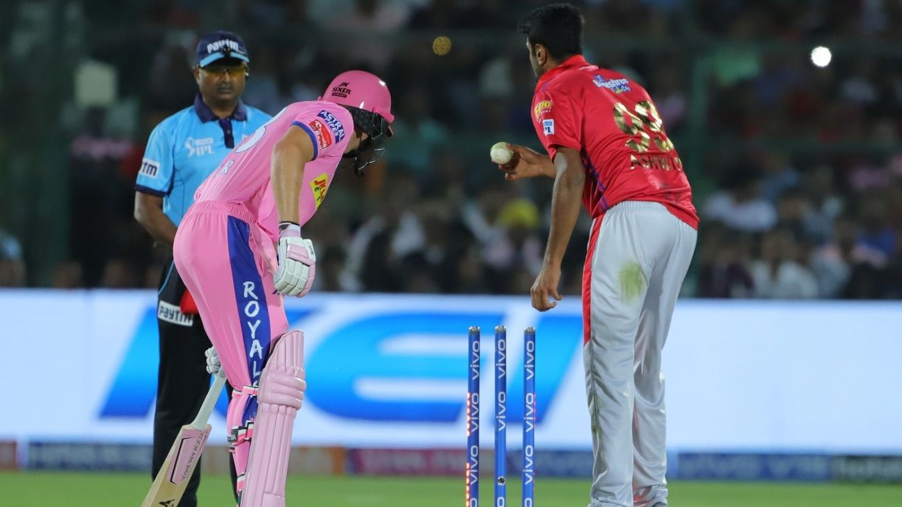Ashwin's mankading, Messi's Cruyff penalty, Kyrgios' underarm ace and more
