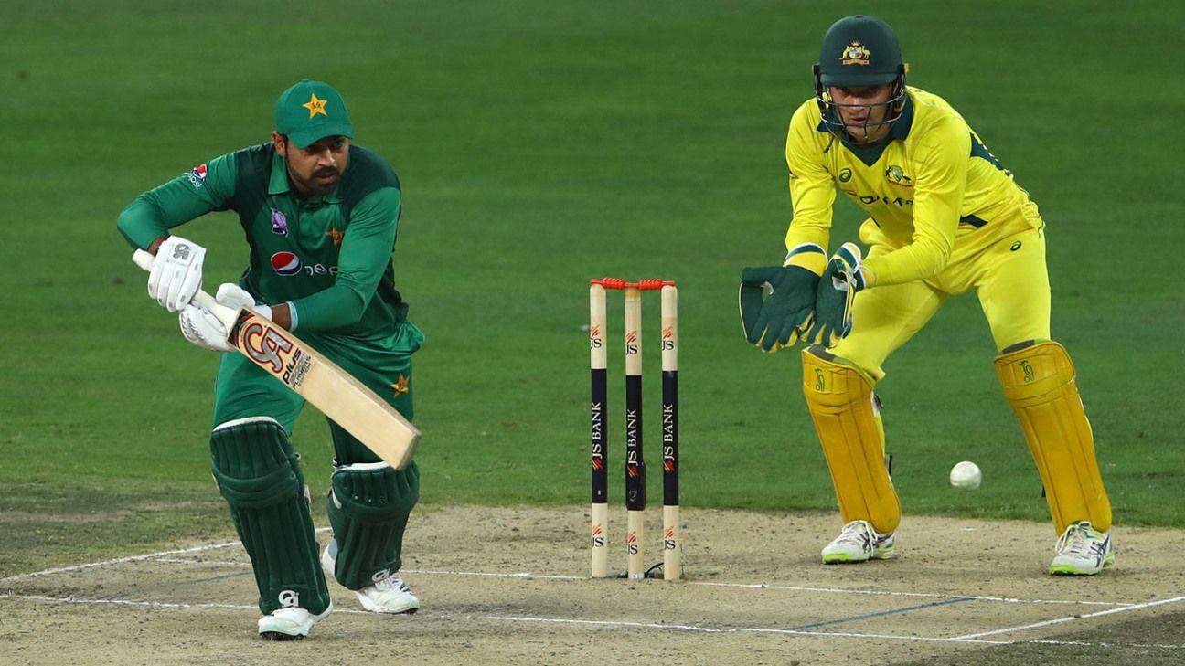 Pakistan v Australia - Live Cricket Scores, Match Schedules, Points