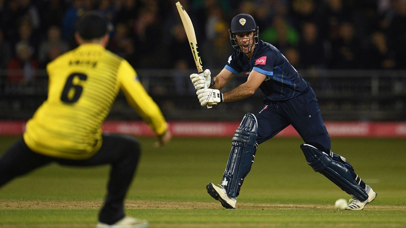 Vitality Blast - Live Cricket Scores, Match Schedules