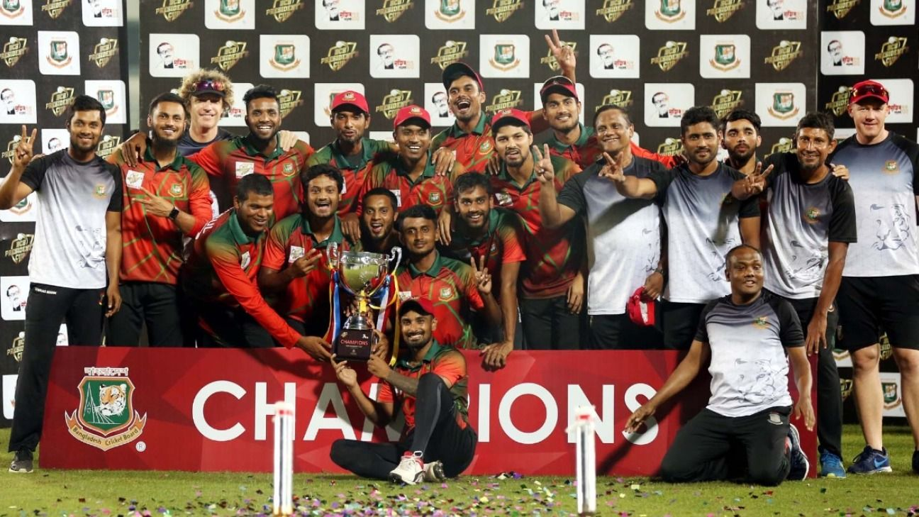 Bcb President S Cup 2020 Live Cricket Scores Match Schedules Points News Results Espn In