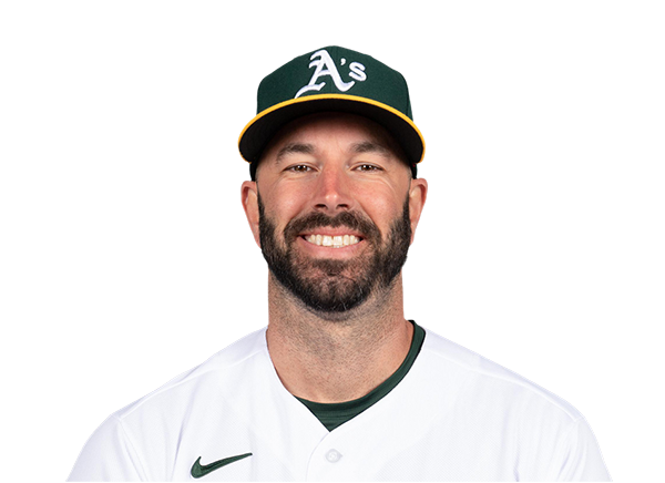 Mike Fiers Stats News Pictures Bio Videos Oakland Athletics