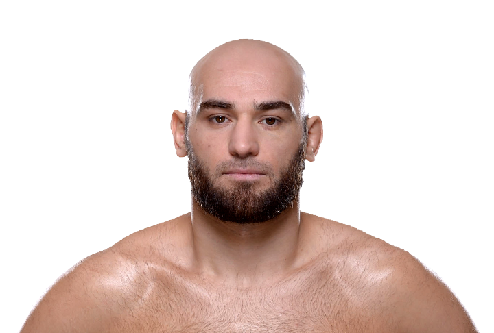 Gasan Umalatov | UFC