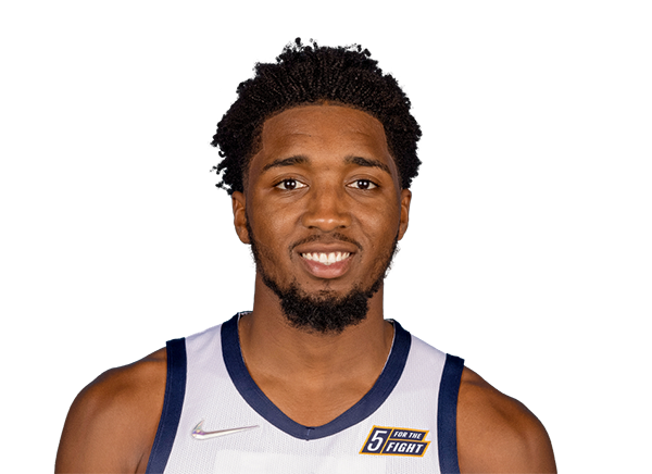 Image of Donovan Mitchell