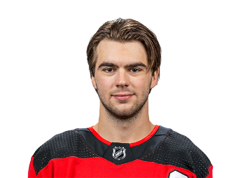 cheap for discount e5ec2 4942f Nico Hischier Stats, News, Videos, Highlights, Pictures, Bio ...