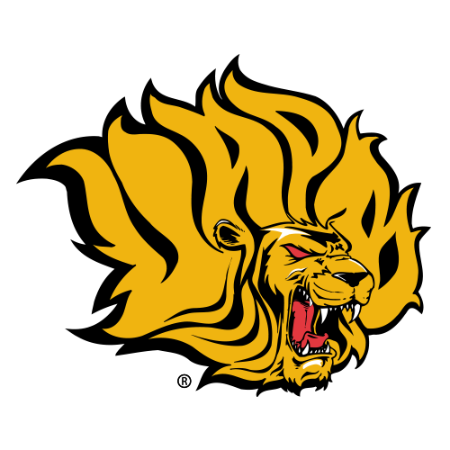 Arkansas-Pine Bluff Golden Lady Lions