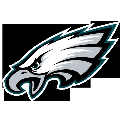Philadelphia Eagles Logo Window