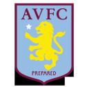 Aston Villa's Team Page