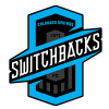 Colorado Springs Switchbacks FC Logo