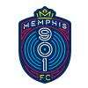 Memphis 901 FC Logo