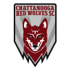 Chattanooga Red Wolves Logo