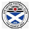 Ayr United Logo
