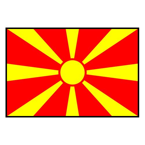 North Macedonia Fixtures